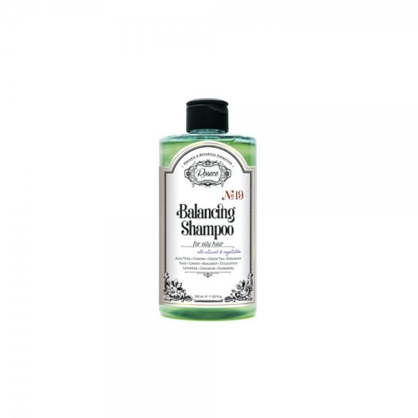 Ausgleichendes Shampoo für fettige Haare