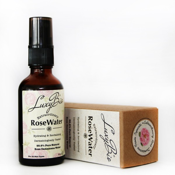 Rosenwasser Spray 50ml