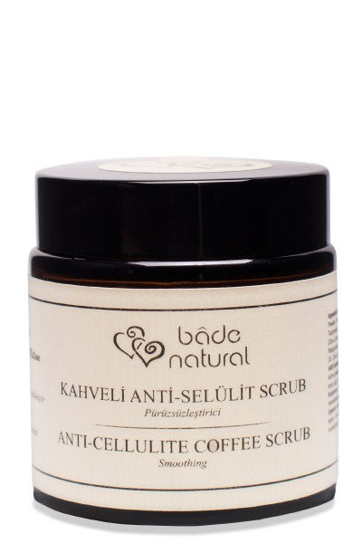 Anti-Cellulite Coffee Scrub 100ml
